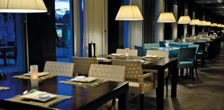 Hotel Splendid Spa Resort, restaurant promenada