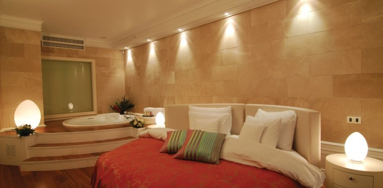 Hotel Splendid Spa Resort, wellness apartment