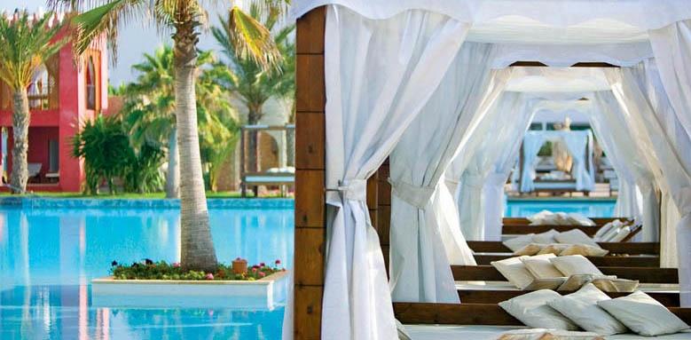 Sofitel Agadir Royal Bay Resort, cabanas