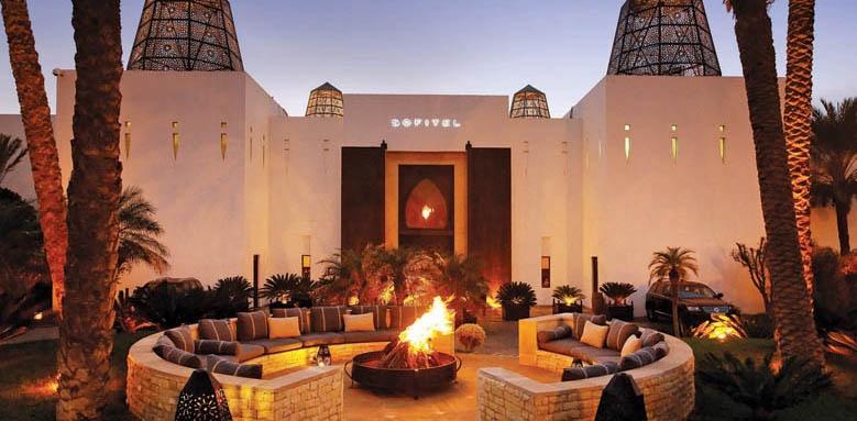Sofitel Agadir Royal Bay Resort, entrance