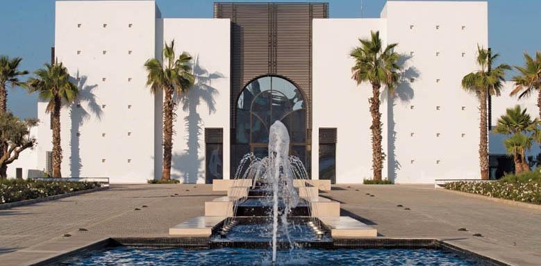 Sofitel Agadir Thalassa Sea & Spa, facade