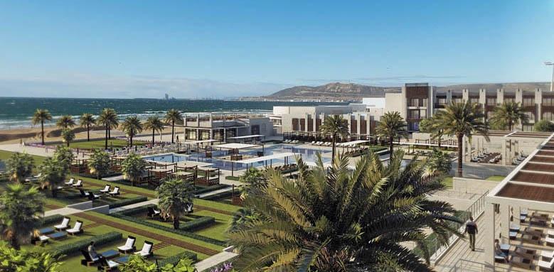 Sofitel Agadir Thalassa Sea & Spa, overview