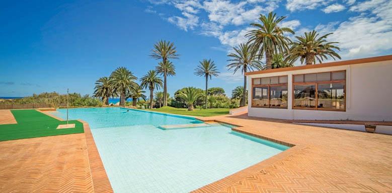 Hotel Porto Santo & Spa, outdoor pool