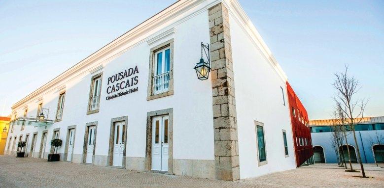Pousada de Cascais – Cidadela Historic Hotel, exterior