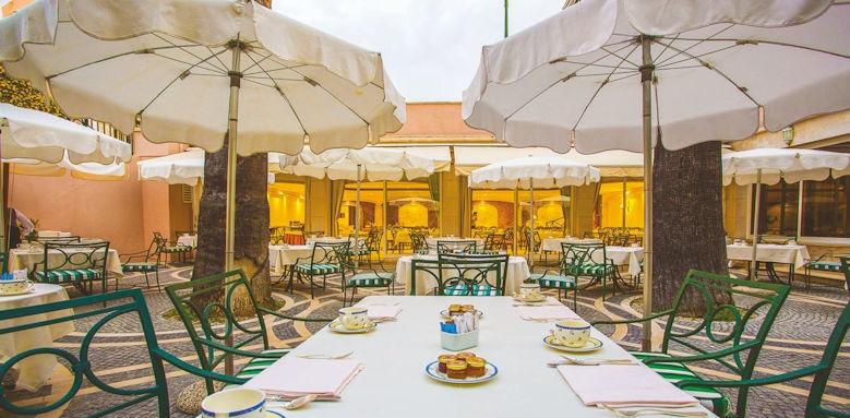 Lapa Palace, breakfast dining