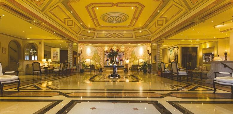 Lapa Palace, lobby