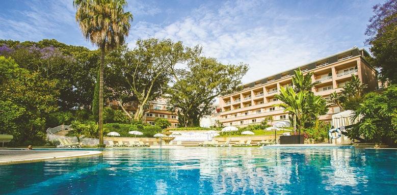 Lapa Palace, pool