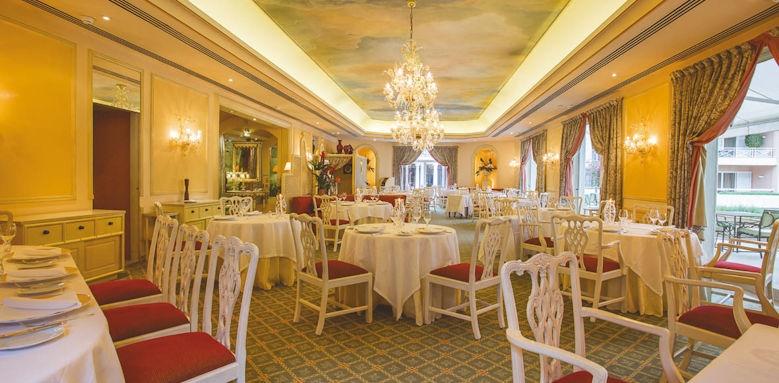 Lapa Palace, restaurant