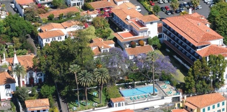 Quinta da Penha de Franca, aerial view