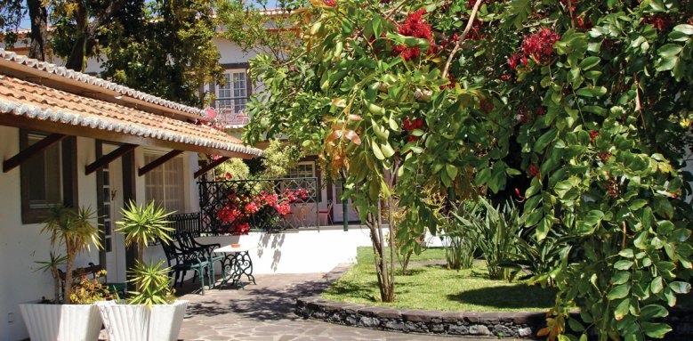 Quinta da Penha de Franca, gardens