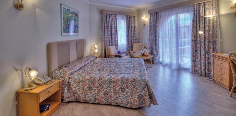 Quinta Splendida Wellness & Botanical Garden, double room
