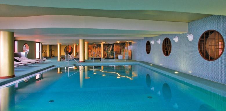 Quinta Splendida Wellness & Botanical Garden, indoor pool