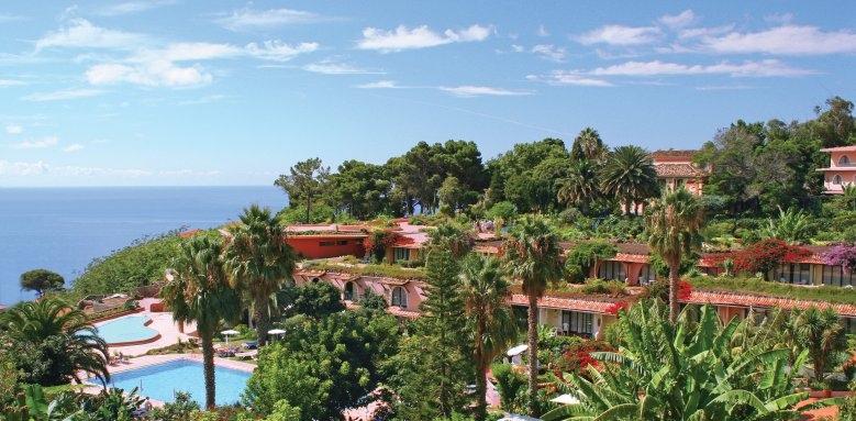 Quinta Splendida Wellness & Botanical Garden, overview
