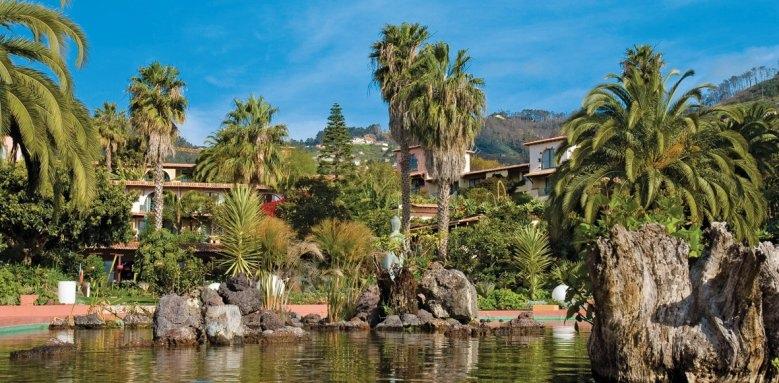Quinta Splendida Wellness & Botanical Garden, botanical gardens