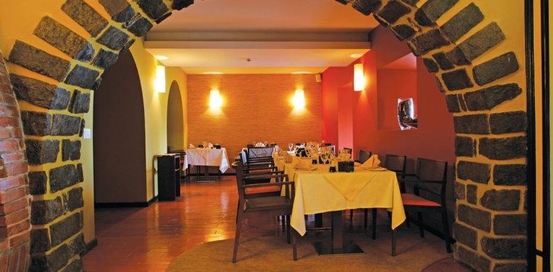 Quinta Splendida Wellness & Botanical Garden, restaurant