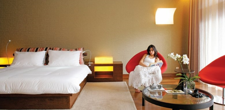 Quinta Splendida Wellness & Botanical Garden, spa suite