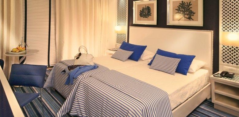 Real Marina Hotel & Spa, standard bedroom