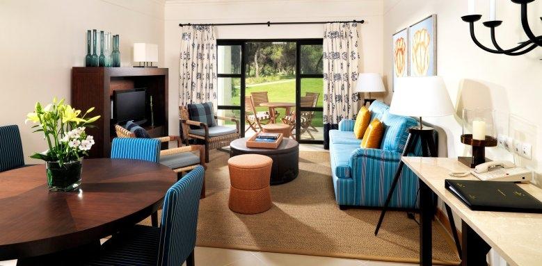 Pine Cliffs Residences, Residence living room