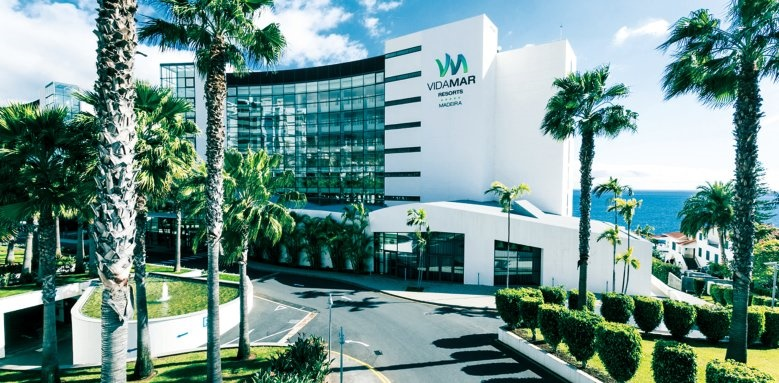 Vidamar Resorts Madeira, exterior