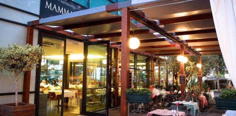 Vidamar Resorts Madeira, Mamma Mia Restaurant