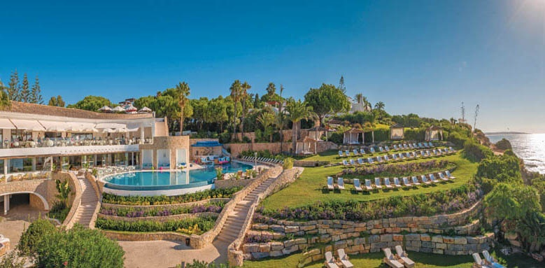 Vila Vita Parc, overview of hotel