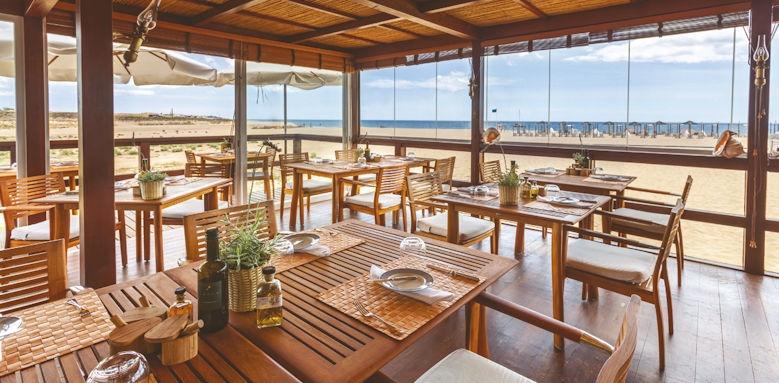 Vila Vita Parc Resort & Spa, nautica restaurant