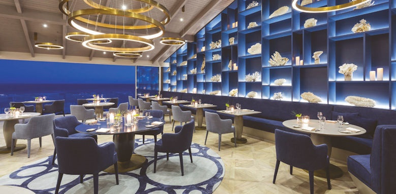 Vila Vita Parc Resort & Spa, restaurant terrace