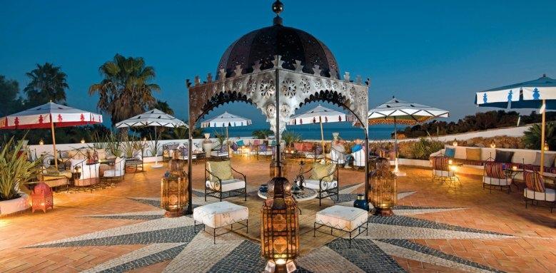 Vila Vita Parc Resort & Spa, Manzar terrace