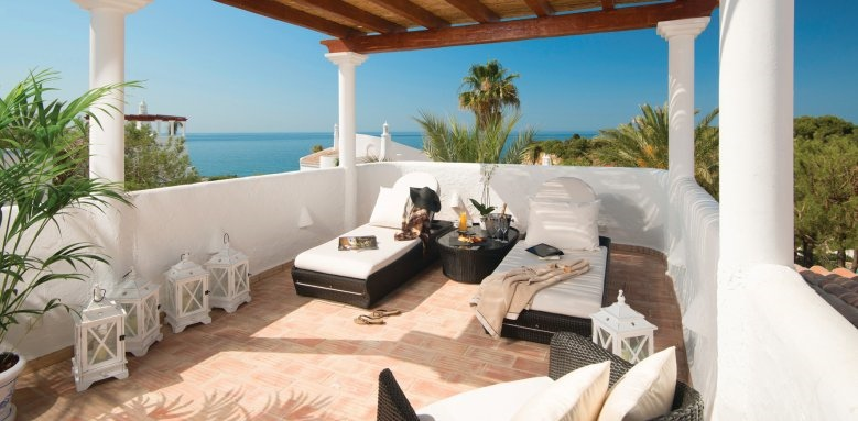 Vila Vita Parc Resort & Spa, rooftop terrace