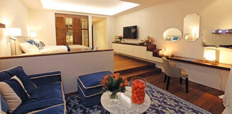 Vila Vita Parc, deluxe room