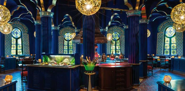 Vila Vita Parc, Aladin restaurant