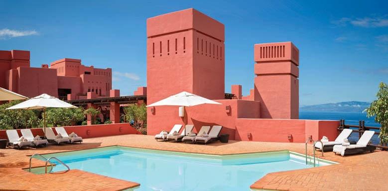 The Ritz-Carlton, Abama, garden pool