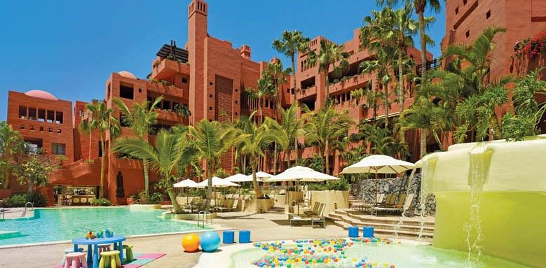 The Ritz-Carlton, Abama, kids pool