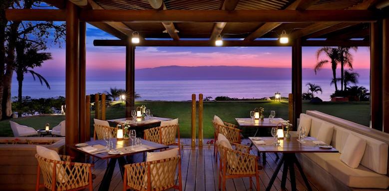 The Ritz-Carlton Abama, terrace