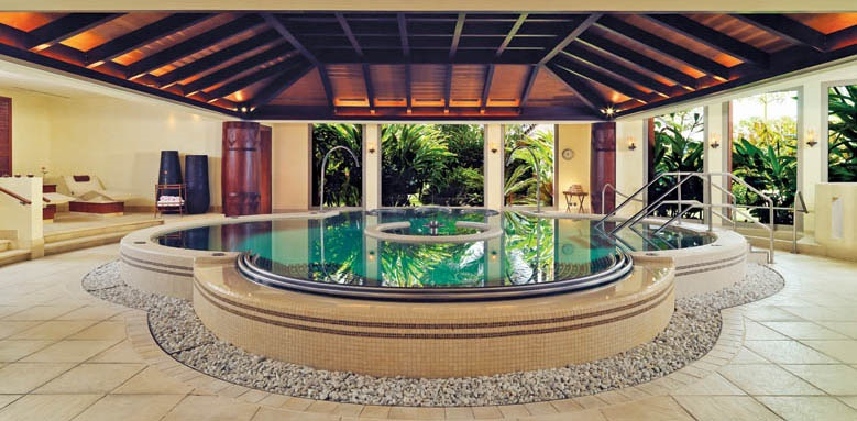 The Ritz-Carlton, Abama, spa pool