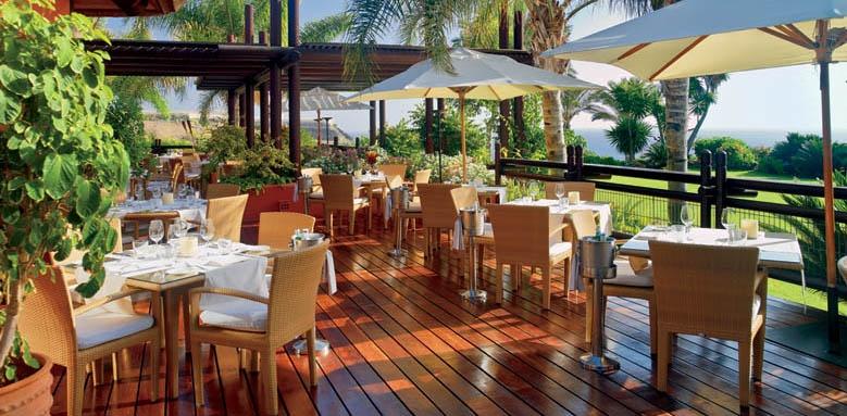 The Ritz-Carlton, Abama, terrace
