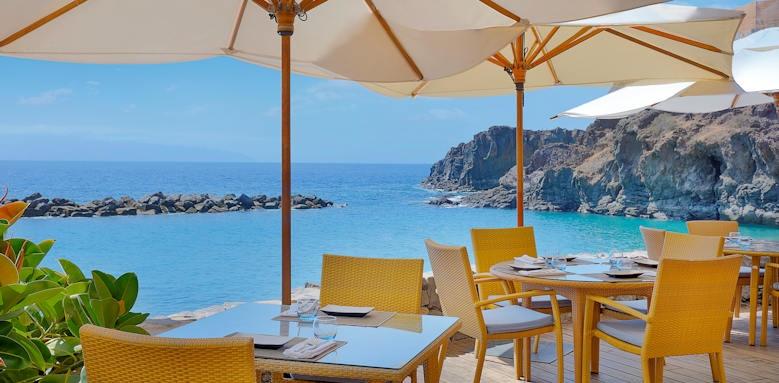 The Ritz-Carlton Abama, beach club