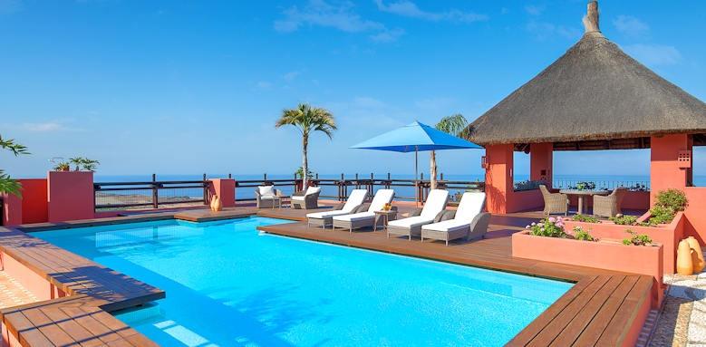 The Ritz-Carlton Abama, outdoor pool terrace
