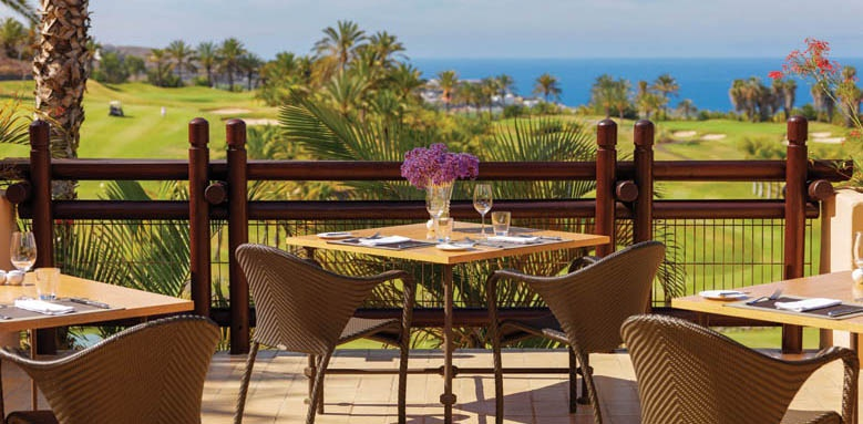 The Ritz-Carlton, Abama, house restaurant