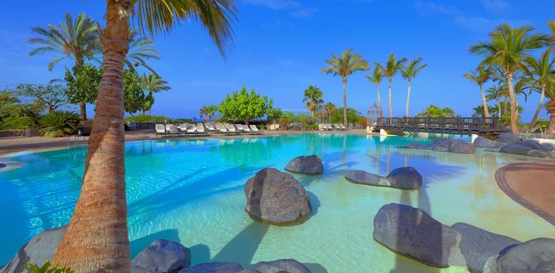 The Ritz-Carlton Abama, lagoon