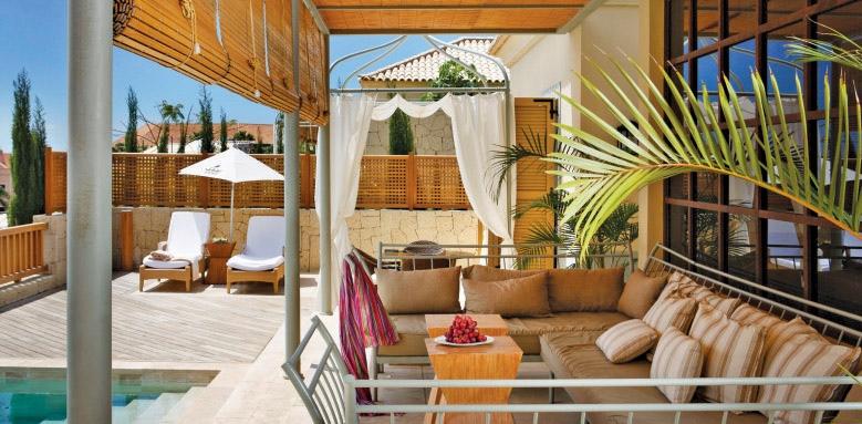 Las Villas Gran Hotel Bahia Del Duque, terrace