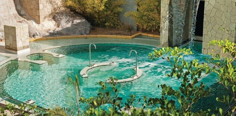 Las Villas Gran Hotel Bahia Del Duque, thalassotherapy pool