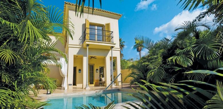 Las Villas Gran Hotel Bahia Del Duque, Villa las Retamas exterior