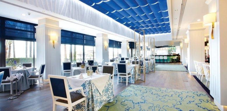 GRPO Valparaiso Palace & Spa, restaurant