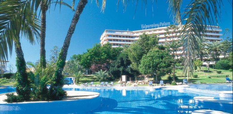 GRPO Valparaiso Palace & Spa, pool & exterior