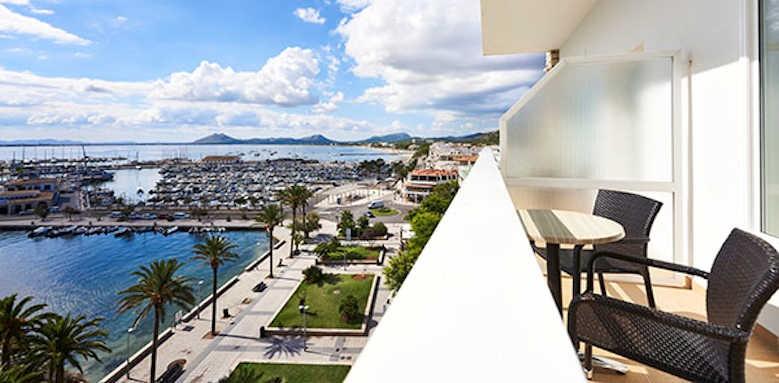 Hoposa Hotel Daina, guestroom balcony