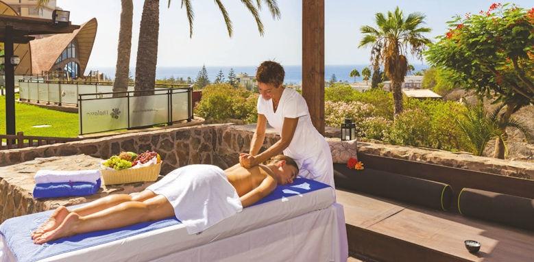 Gloria palace san augustin, massage