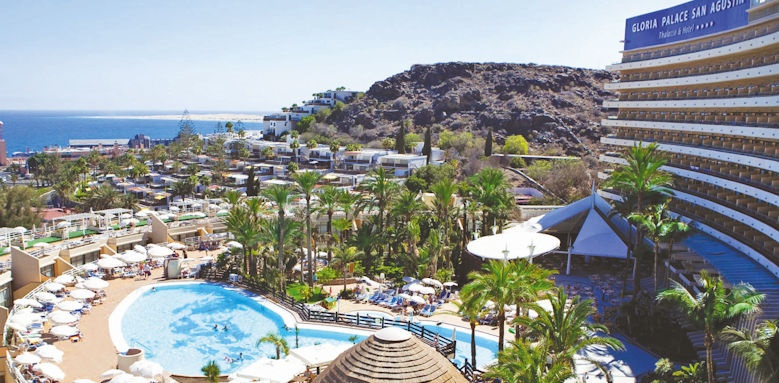 Gloria palace san augustin, overview