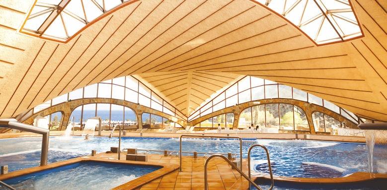 Gloria palace san augustin, indoor pool