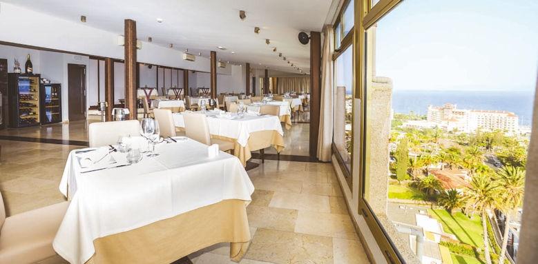Gloria palace san augustin, restaurant